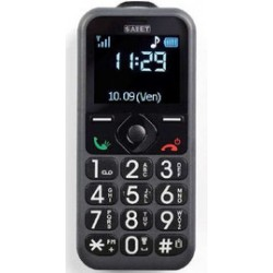 Cellulare per anziani Saiet Pronto con tasto SOS