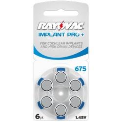 Rayovac Cochlear Implant Pro mod. 675