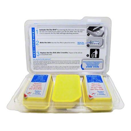 1 confezione  Dry Brik II essiccanti